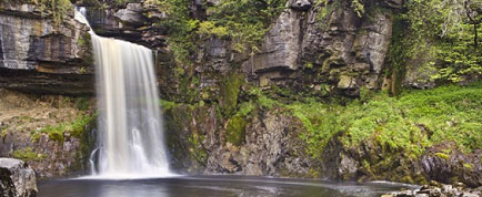 Ingleton Waterfalls, Ingleton, North Yorkshire