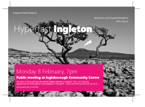 Hyperfast Ingleton @ Ingleborough Community Centre | Ingleton | United Kingdom