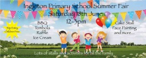 Summer Fair @ Ingleton Primary School
