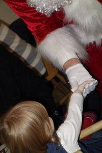Breakfast with Father Christmas (9 and 10am) @ Country Harvest | England | United Kingdom