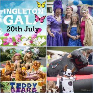 Ingleton Gala @ Ingleton sport playing field | Ingleton | England | United Kingdom