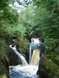 Pecca Fall, Ingleton Waterfalls Trail.