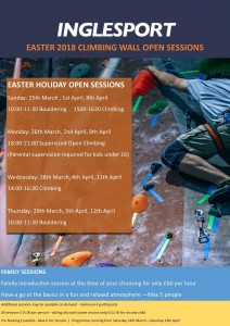 Open Session - Inglesport Indoor Climbing Wall - Bouldering @ Ingleton's Indoor Climbing Wall | Carnforth | England | United Kingdom