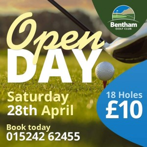 Open Day @ Bentham Golf Club | Bentham | England | United Kingdom