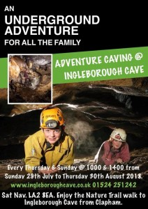 Adventure Caving @ Ingleborough Cave