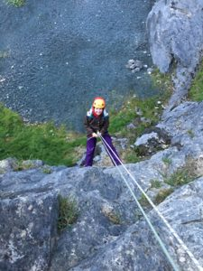 Introduction to Rockclimbing Outdoors (half day) @ Ingleton Area