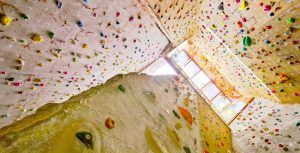 Indoor Climbing - come along, social climbing, age 18+ @ Ingleton Indoor Climbing Wall