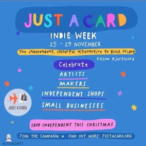 Shop Independent Week - Support our small businesses