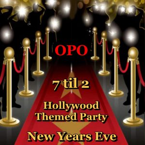 New Year's Eve (Hollywood Style) @ The Old Post Office