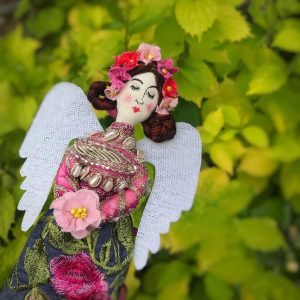 Workshop - Lucy Levenson Angels @ Craftopia
