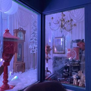 Late night shopping with Santa and MORE @ Lord's Antiques